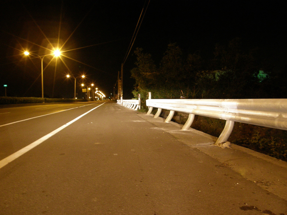 High Way Guardrail project