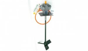 Anti Corrosion Surface Coating Agitator